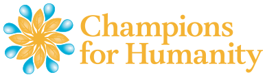 Champions for Humanity Logo